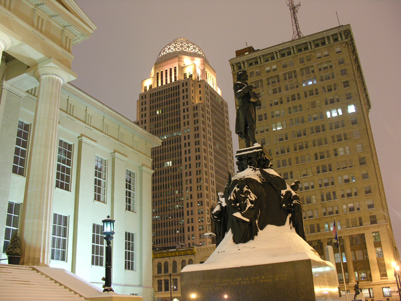 Louisville Snow!