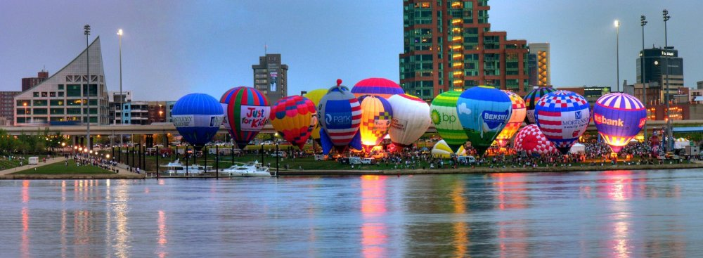 Louisville Balloon Glimmer 2008