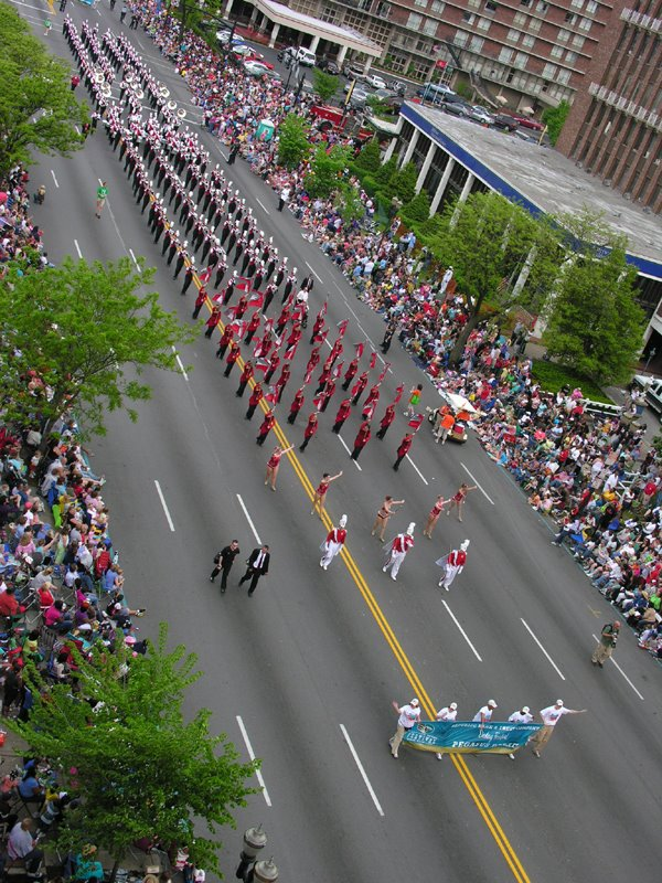 Pegasus Parade