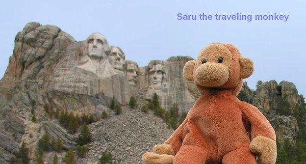 06-01-2007 Mount Rushmore