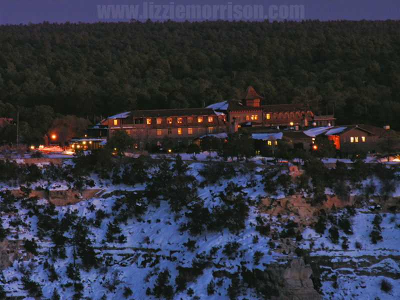 El tovar hotel lizzie morrison photography blog for El tovar grand canyon